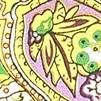 פייזלי צהוב