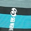 קבקב גלישה אצבע- Sea Wave נוער/גבר-פסים