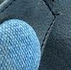 כחול נובוק + ג'ינס בהיר