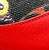 אדום מוברש + שחור ינשופים עצים