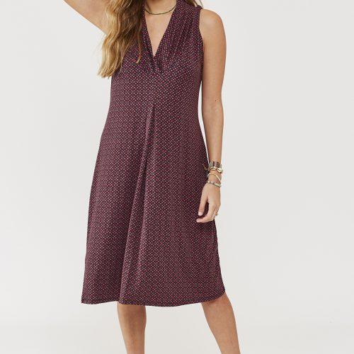 שמלת ליהי קצרה