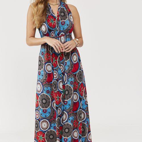 שמלת ליהי מקסי
